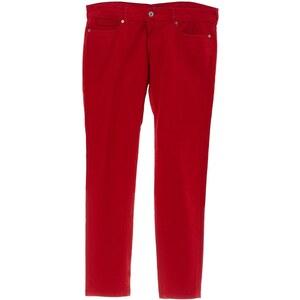Serge Blanco Pantalon de ville - rouge