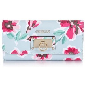 Guess Forget Me Not Floral Multi Clutch Wallet