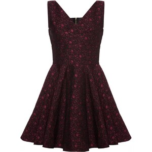 Iska Kleid kurz - schwarz