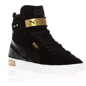 Puma High Sneakers - schwarz
