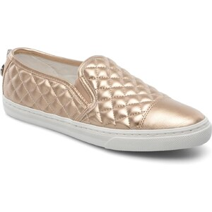 Geox - D NEW CLUB C D5258C - Sneaker für Damen / gold/bronze