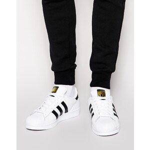 Adidas Originals - Superstar C77124 - Baskets - Noir