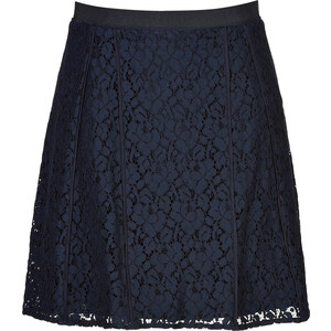 Marc by Marc Jacobs Cotton Blend Lace Luna Skirt