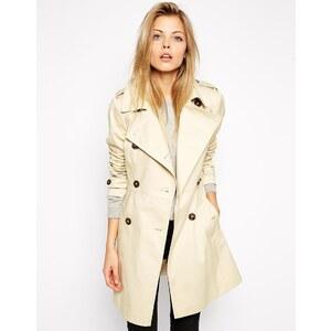 ASOS - Trench-coat classique - Taupe