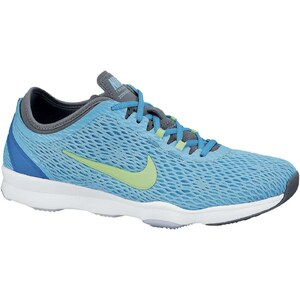 Nike Zoom fit - Baskets - bleu