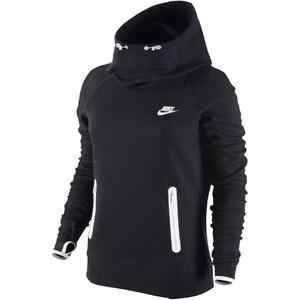 Nike tech fleece hoodie - Hoody - schwarz