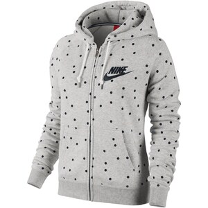 Nike Rally Full-Zip - Sweat à capuche - gris