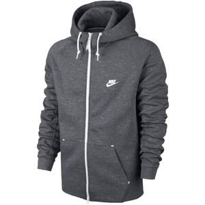 Nike tech fleece aw77 - Sweat à capuche - gris foncé