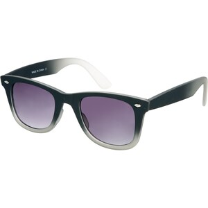 ASOS Wayfarer Sunglasses with Black to Grey Fade Frame