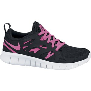 Nike Free Run 2 (GS) - Baskets - noir