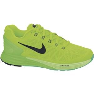 Nike Lunarglide 6 - Baskets - jaune