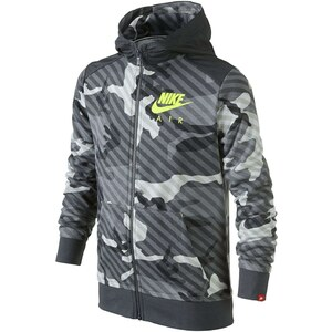Nike Camo Full-Zip - Sweat à capuche - gris