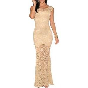 Chic Dresses Robe longue - beige
