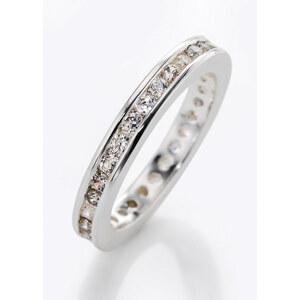 bpc bonprix collection Ring mit Kristallsteinen in silber für Damen von bonprix
