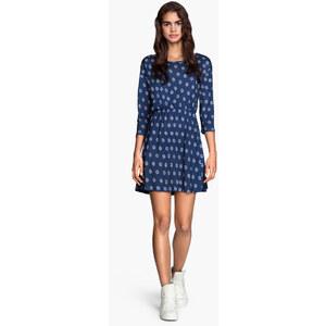 H&M Gemustertes Kleid