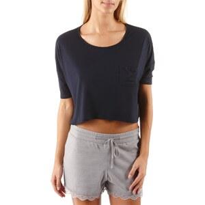 Camaieu T-shirt cropped homewear femme