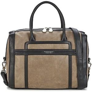 Handtasche NORMANDY VELOURS von Pourchet
