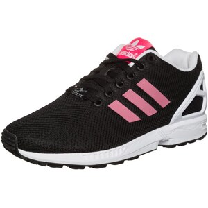 adidas Originals ZX FLUX W Sneaker core black/flash red/white
