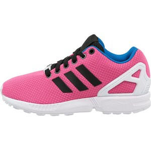 adidas Originals ZX FLUX Sneaker semi solar pink/core black/off white