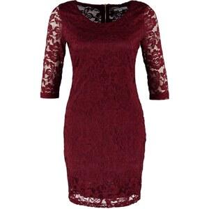 Glamorous Cocktailkleid / festliches Kleid burgundy