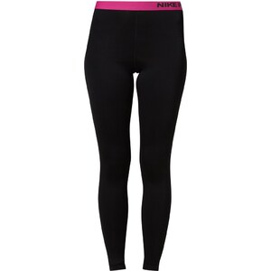 Nike Performance PRO TRAINING Tights black/vivid pink/anthracite