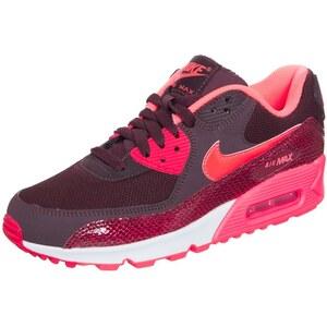 Nike Sportswear AIR MAX 90 Sneaker deep burgundy/hyper punch/team action red
