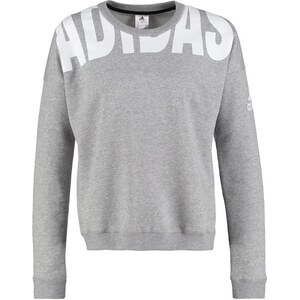 adidas Performance COZY Sweatshirt medium grey heather