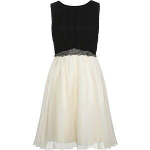 Little Mistress Cocktailkleid / festliches Kleid black cream