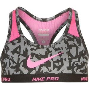 Nike Performance HYPERCOOL SportBH black/pink pow