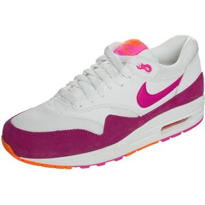 Nike Sportswear AIR MAX 1 ESSENTIAL Sneaker white/fireberry/pink/orange