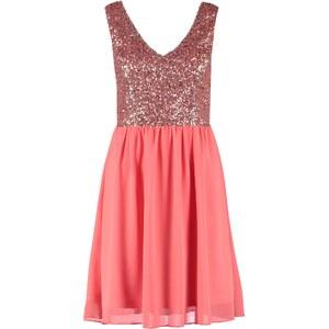 Even&Odd Cocktailkleid / festliches Kleid pink/coralle
