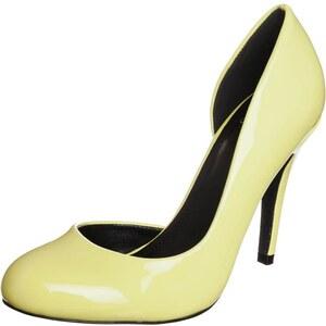Even&Odd High Heel Pumps light yellow