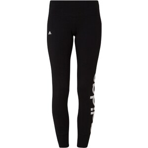 adidas Performance ESSENTIALS LINEAR Tights black/white