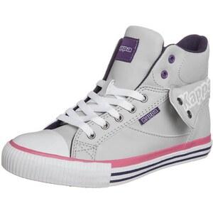 Kappa BARON Sneaker high l´grey/pink