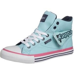 Kappa BARON Sneaker high mint/pink