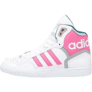 adidas Originals EXTABALL Sneaker high white/semi solar pink/solid grey