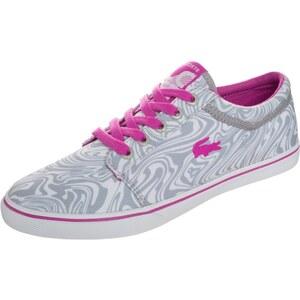 Lacoste VAULTSTAR SLEEK Sneaker light grey/white/pink