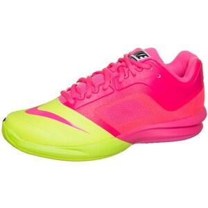Nike Performance BALLISTEC ADVANTAGE Tennisschuh Outdoor pink glow/pink powder/volt