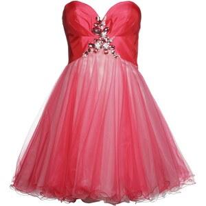 Luxuar Fashion Cocktailkleid / festliches Kleid melone