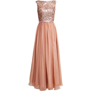 Luxuar Fashion Ballkleid apricot
