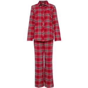 Esprit WINTER FLANEL Pyjama club red