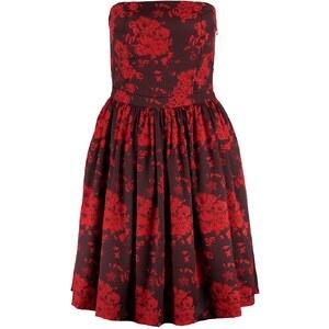 Morgan RAKAR Robe de soirée noir/rouge