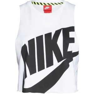 Nike Sportswear Top white / black