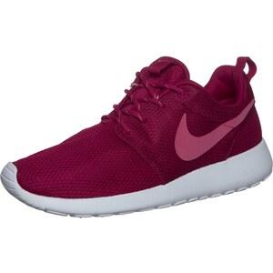 Nike Sportswear ROSHE ONE Sneaker dk fireberry/pink powwhite