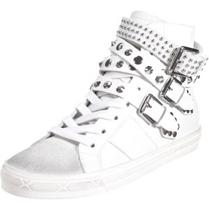 Kennel + Schmenger BRIDGE Sneaker high white/silver