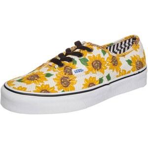 Vans AUTHENTIC Sneaker sunflower true white