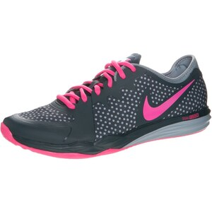 Nike Performance DUAL FUSION TR 3 Laufschuh Dämpfung classic charcoal/pink pow/grey