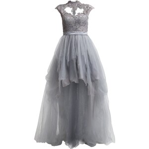 Unique Ballkleid fossil grey