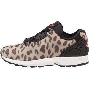 adidas Originals ZX FLUX DECON Sneaker mesa/core black/red