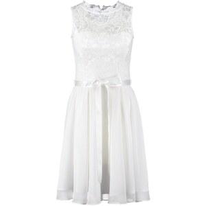 Swing Cocktailkleid / festliches Kleid white